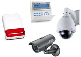 Systemy alarmowe i CCTV